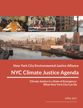 Climate Justice in a State of Emergency: What New York City Can Do
