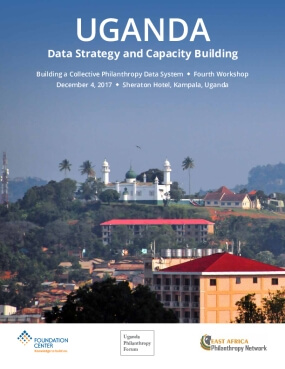 Uganda: Data Strategy and Capacity Building (Fourth Workshop)
