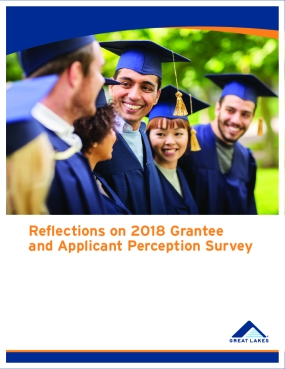 Reflections on 2018 Grantee and Applicant Perception Survey