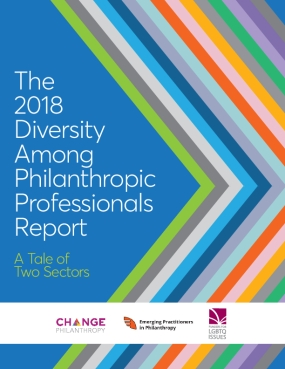 The 2018 Diversity Among Philanthropic Professionals Report