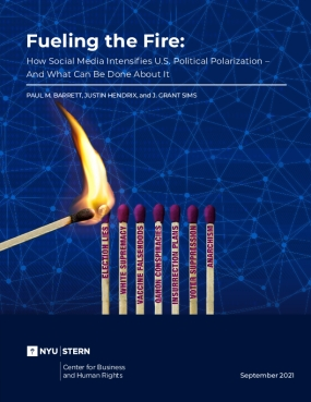 Fueling the Fire: How Social Media Intensifies U.S. Political Polarization — And What Can Be Done About It