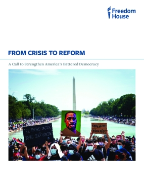 From Crisis to Reform: A Call to Strengthen America's Battered Democracy