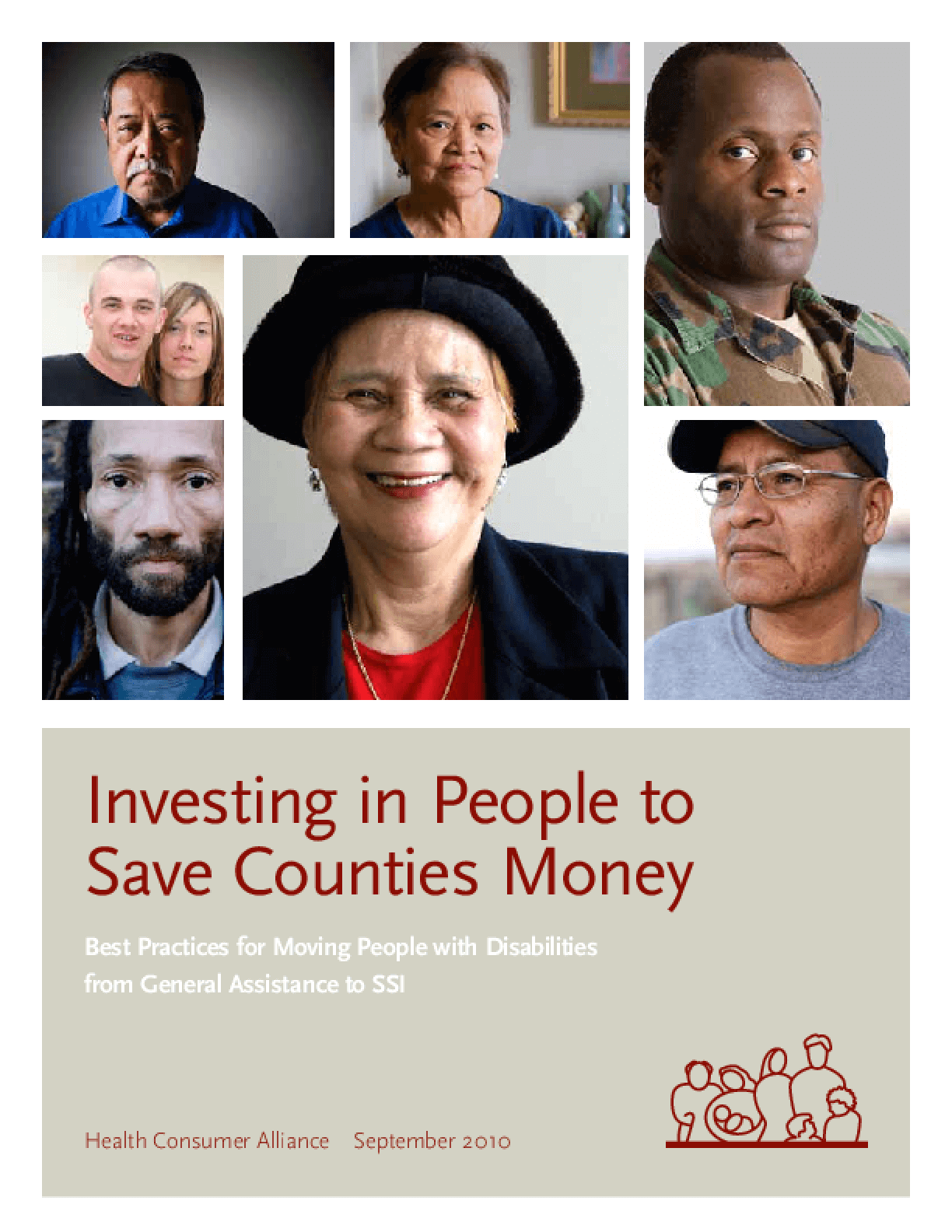 Investing in People to Save Counties Money: Best Practices for Moving People With Disabilities From General Assistance to SSI